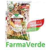 Musli Cu Visine Cereale 500 gr SanoVita