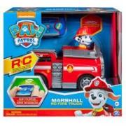 Пес Патрул - Пожарникарския камион на Маршал с дистанционно, 025071