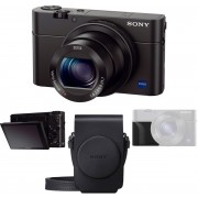 Sony Cybershot DSC-RX100 mark III Premium Hard Kit