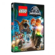 Jogo Lego Jurassic World Pc - Warner - Wgy2410pn - Unissex
