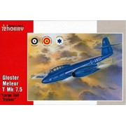 SPH72317 1:72 Special Hobby Gloster Meteor T Mk 7.5 'Large Tail Trainer' [MODEL BUILDING KIT]