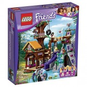 Import Lego Friends LEGO Friends Adventure Camp Tree House 41122 [Parallel import goods]