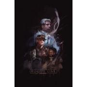 Gwiezdne Wojny Łotr 1 Dowódcy - plakat premium