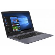 Laptop Gaming ASUS VivoBook Pro N580VD-FI683 i7-7700HQ 15.6inch UHD 8GB RAM HDD 1TB + 128GB SSD nVIDIA GeForce GTX 1050 4GB, Grey