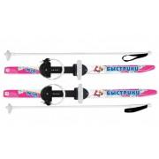R-Toys Лыжи детские Быстрики с палками