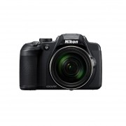 Cámara Digital Nikon Coolpix B700 60x 20MP WiFi NFC BT-Negro