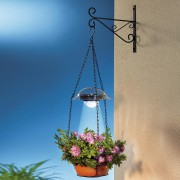 Suport solar suspendat pentru plante