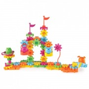 Set de constructie Gears Animalute jucause Learning Resources