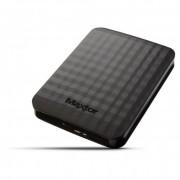 Maxtor külső winchester M3 hordozható 2.5 500GB USB3 fekete