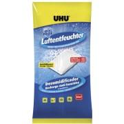 Pungă de rezervă pentru dezumidificator cu granule UHU, 1 kg, alb