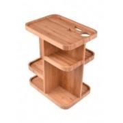 Стелаж за баня от бамбук