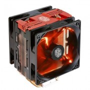 Охладител cooler master hyper 212 led turbo red, cm hyper 212 led turbo red