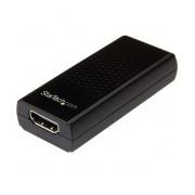 StarTech.com Capturadora de Video HDMI, USB 2.0, 1080 Pixeles, Negro