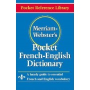 Merriam- Webster's Pocket French-English Dictionary, Paperback
