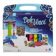Set Personalizeaza ti Culorile Doh Vinci Hasbro