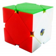 3x3x3 Torsion Skewb Cubo Magico Yuxin Heiqilin - Vistoso