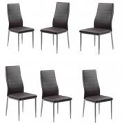 Set 6 scaune bucatarie 263