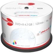 PRIM 2761227 - DVD+R 4.7GB/120Min, 50-er Cakebox