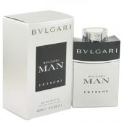 Bvlgari Man Extreme Eau De Toilette Spray 2 oz / 59.14 mL Men's Fragrance 514548