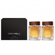 Dolce & Gabbana The One For Men EDT Duo 2 x 50 ml Eau de Toilette