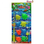 OH BABY BABY Fishing Game Set - Fish Colour May Vary FOR YOUR KIDS SE-ET-83