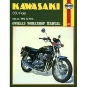 Haynes Kawasaki 650 Four (76 - 78) 0373