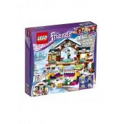 Lego Friends - Eislaufplatz im Wintersportort 41322