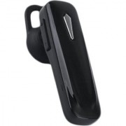 Crazeis Bluetooth Handset compatible for Oppo Vivo Smasung Motorola LG Huawei Gionee ASUS Panasonic Micromax and Many more. Bluetooth Headset with Mic(Black In the Ear)