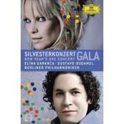 Elina Garanca, Gustavo Dudamel, Berliner Philarmoniker - New Year's Eve Concert 2010 (0044007346310) (1 DVD)