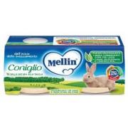 Mellin Spa Mellin Omog Coniglio 2x80g
