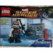 Lego Super Heroes: Hawkeye With Equipment Set 30165 (Bagged)