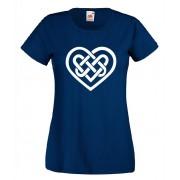 Тениска - Celtic Hearth - Любов и лоялност