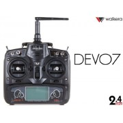 Walkera QR Infra X Devo 7 Transmitter Controller Remote Control - FAST FREE SHIPPING FROM Orlando, Florida USA!