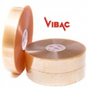 Banda Adeziva Automata VIBAC Solvent, 48mm x 990m, Benzi Transparente pentru Ambalare