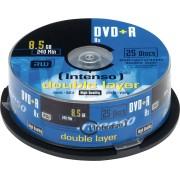 DVD+R8,5 INT25 - Intenso DVD+R 8,5GB, 25er Pack, DoubleLayer