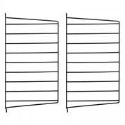 String Designtorget Väggavel 50x30 2-p svart