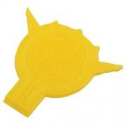 MagiDeal 1 Piece Craft Model Separator Tool Set Modeler Basic Tools Kit for DIY Shaping Model Yellow