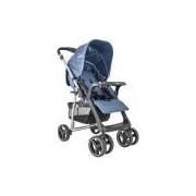 Carrinho de Bebe Zap - Melange Azul