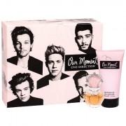 One Direction Our Moment confezione regalo eau de parfum 30 ml + doccia gel 150 ml donna