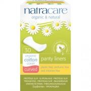 Protej slip organice curbate Natracare 30buc.
