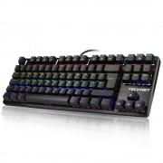TeckNet X705 LED Illuminated Gaming Keyboard - геймърска клавиатура с LED подсветка (за PC)
