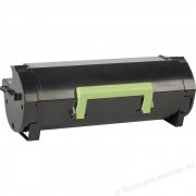LEXMARK Toner for MS410d, MS410dn - 10 000 pages, Black (50F2X00)