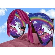 Tradico® 2018 Dream Tents Unicorn Fantasy Foldable Tent Kid Play Tent Baby Playing Tent