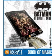 Knight Models Batman Miniature Game 2nd Edition Book of Magic *English Version*