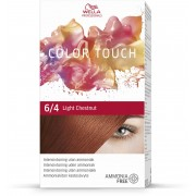 Wella Professionals Color Touch Vibrant Red 6/4 Light Chestnut