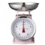 Cantar mecanic de bucatarie Rose 16,5xA22,3xH25 cm, 5kg