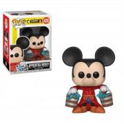 Pop! Vinyl Figura Funko Pop! Mickey Aprendiz de Brujo - Disney Mickey Mouse 90.° Aniversario