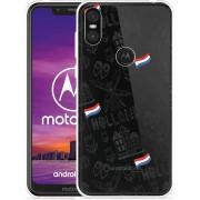 Motorola One Hoesje Holland