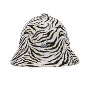 Palarie Kangol Carnival Casual White Zebra
