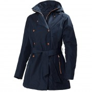 Helly Hansen Womens Welsey Trench L Navy
